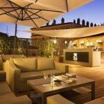 Villa Spalletti Trivelli Rome Rooftop Bar