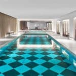Baccarat Hotel and Residences New York Pool