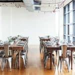 Boro Hotel New York Dining Area