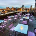 Hotel Indigo Lower East Side New York Restaurant