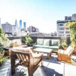 Made Hotel New York Rooftop Terrace