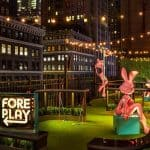 Moxy NYC Times Square Fore Play Golf