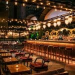 Moxy NYC Times Square Magic Hour Rooftop Bar and Lounge