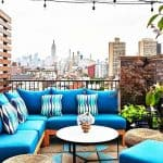Sixty Soho New York Rooftop Terrace