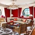 The St. Regis New York Imperial Suite Living Area