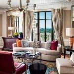 The St. Regis New York Presidential Suite Living Area