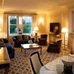 The Sherry-Netherland New York Living Room