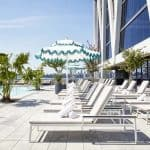 The William Vale New York Rooftop Pool