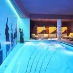 Aria Hotel Budapest Indoor Pool