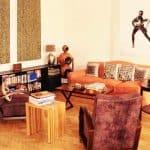 Brody House Budapest Living Area