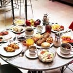 Casati Budapest Hotel Breakfast