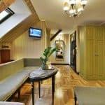 Gerloczy Boutique Rooms Living Area
