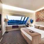 Hotel Moments Budapest Top Floor Superior Room