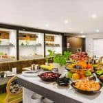 Hotel Palazzo Zichy Budapest Breakfast Room