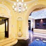 Hotel Palazzo Zichy Budapest Reception