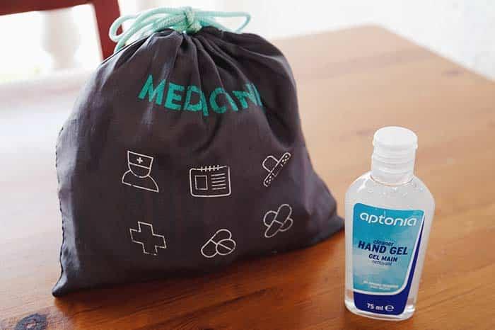 Bring your medicines with no box
