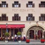 Pest Buda Design Hotel Exterior