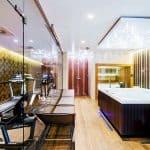 Prestige Hotel Budapest Sauna