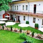 St. George Residence Budapest Garden