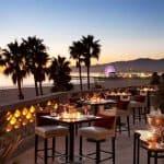 Casa Del Mar Los Angeles Outside Dining