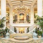 Casa Del Mar Los Angeles Staircase