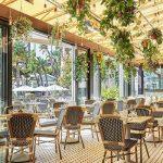 Fairmont Miramar Hotel and Bungalows Restaurant