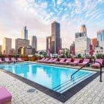 Freehand Los Angeles Rooftop Pool