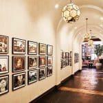 Hotel Figueroa Downtown Los Angeles Hallway