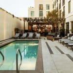 Kimpton La Peer Hotel Los Angeles Pool