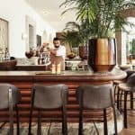 Santa Monica Proper Hotel Bar