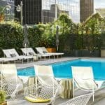 The Line Hotel Los Angeles Pool