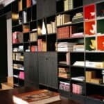 Hotel Alexandra Library