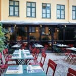 Hotel Danmark Outdoor Dining