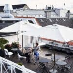 Hotel Skt Annae Rooftop Terrace