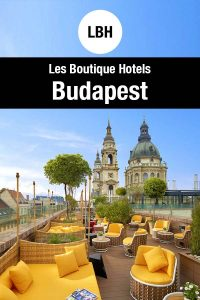 Best Boutique Hotels in Budapest