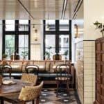Hotel Sanders Copenhagen Restaurant