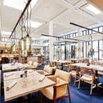 Nobis Hotel Copenhagen Restaurant