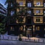 The Modernist Athens Exterior